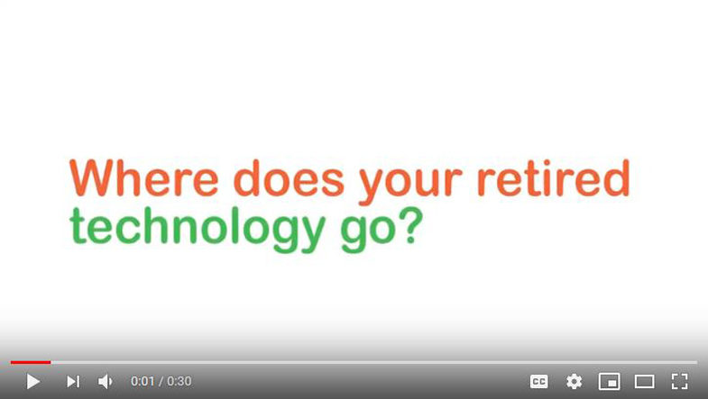 Where Does Your Retired Technology Go?