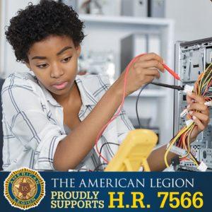 American Legion HR 7566
