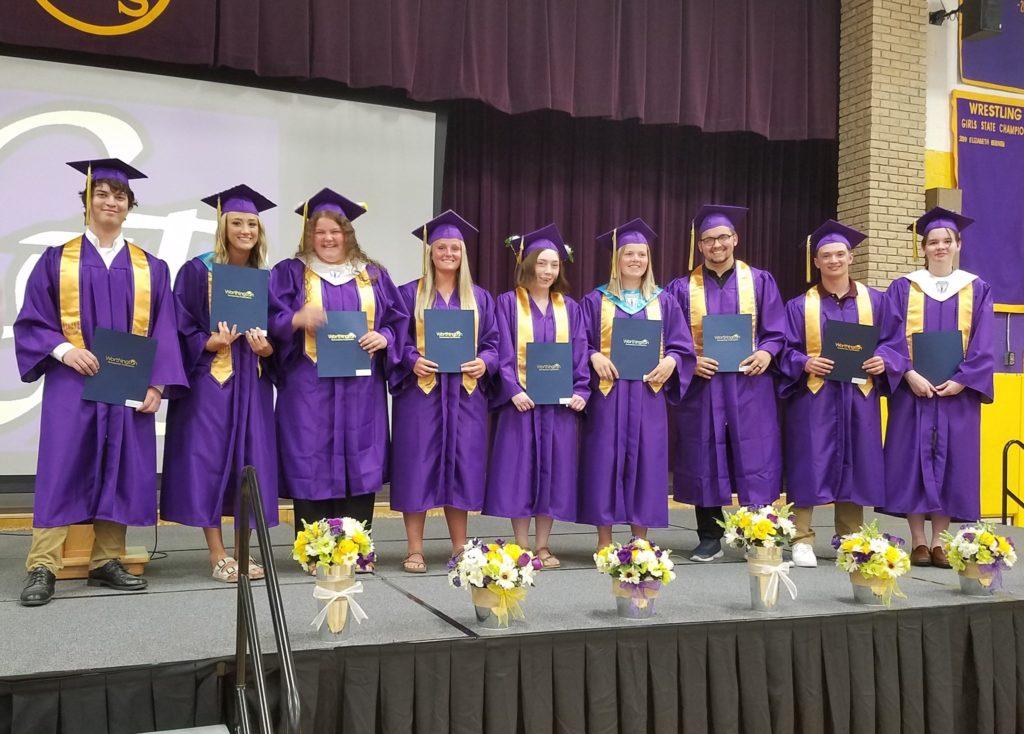 scholarship winners Bucksport